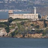 Alcatraz Island /  closed Alcatraz Federal Penitentiary