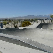 Sgt Hodge Skate Park - Desert Hot Springs